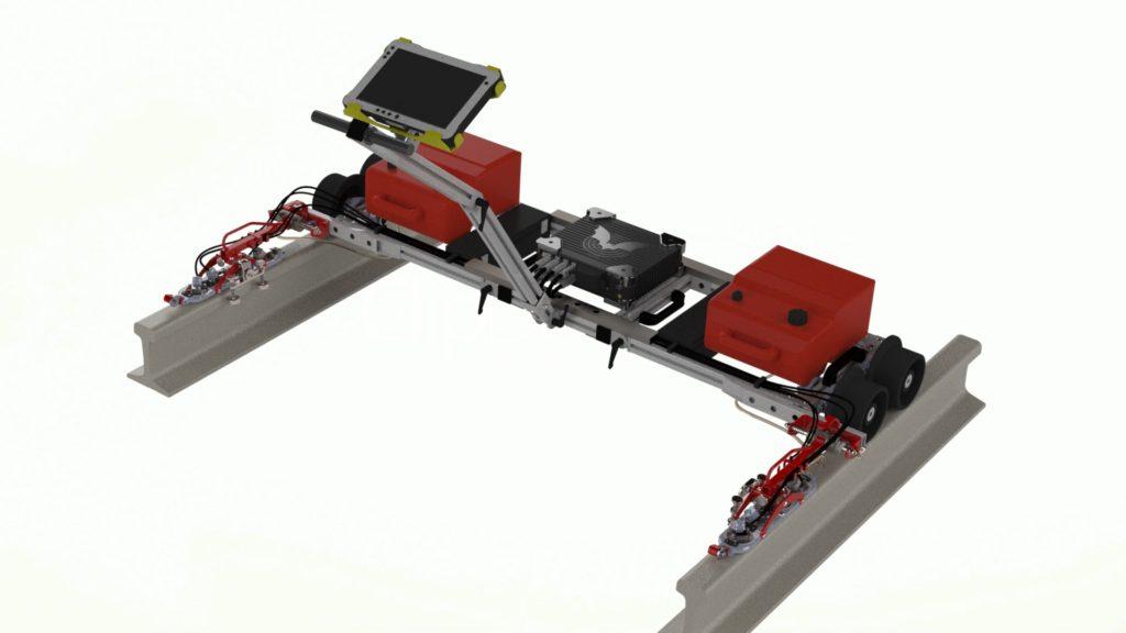 Двухниточный дефектоскоп. Проектирование оборудование. Разработка нестандартного оборудования на заказ. Узнать стоимость разработки