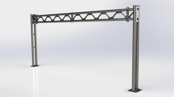 Проектирование металлоконструкций. Разработка КМ и КМД. Разработка КД