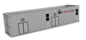 Проектирование и разработка контейнеров и контейнерных установок от КБ ИнженерГрупп