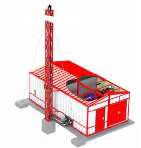 разработка контейнерных установок изготовление контейнеров под ключ от КБ ИнженерГрупп