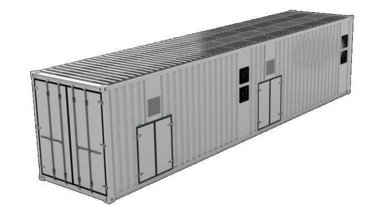 разработка грузовых контейнеров