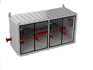 проектирование контейнеров и контейнерных установок
