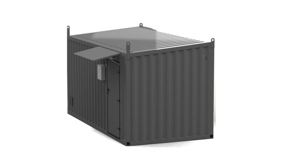 Разработка контейнера и производство. Проект контейнера под ключ от КБ ИнженерГрупп