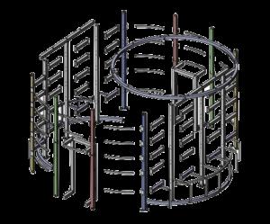 разработка км и кмд для проекта из металлоконструкций для торгового центра проектирование павильона из металлоконструкций под ключ. Разработка конструкторской документации для офиса из металлоконструкций от КБ ИнженерГрупп
