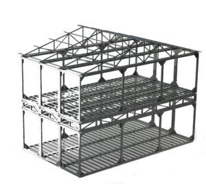 проектирование модульных контейнеров