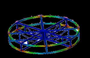 разработка и проектирование металлоконструкций для торговых павильонов, проектирование металлоконструкций для магазина, офис из металлоконструкций