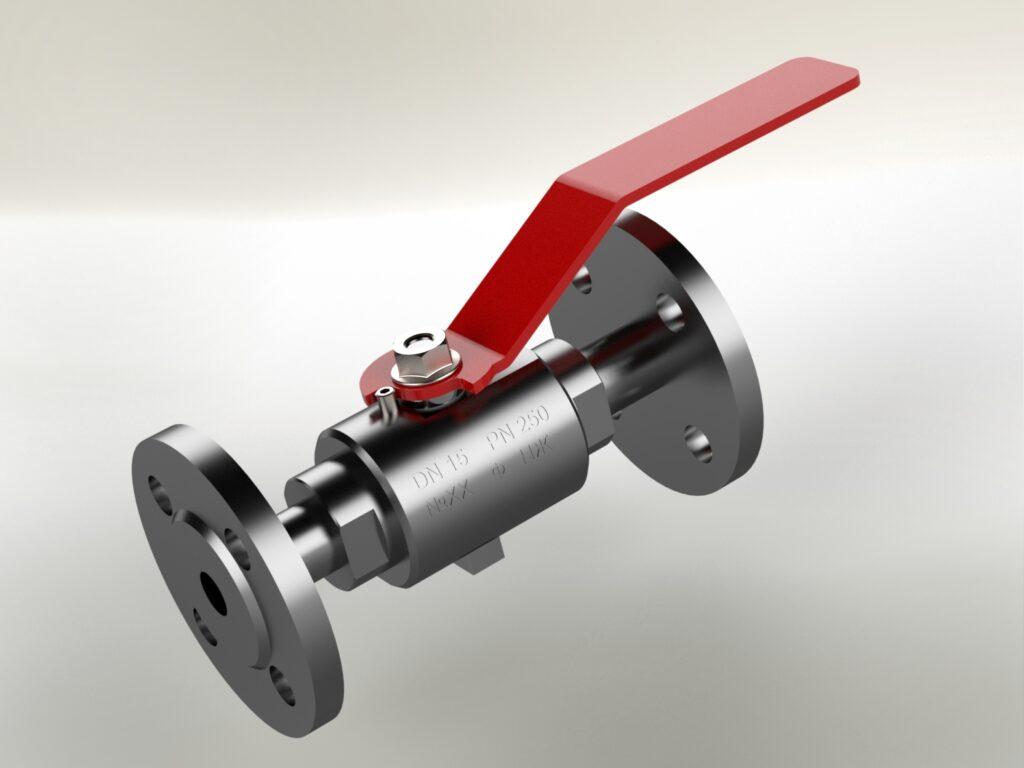 проектирование и разработка трубопроводной арматуры проектирование деталей трубопровода