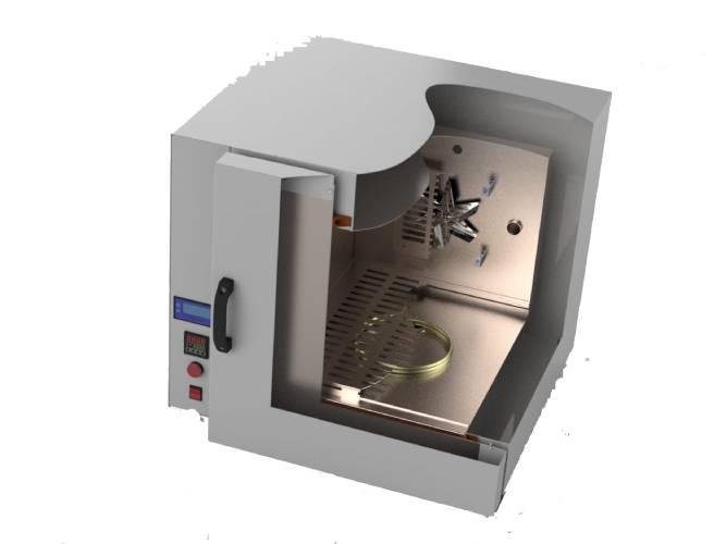 проектирование термошкафа от кб инженергрупп